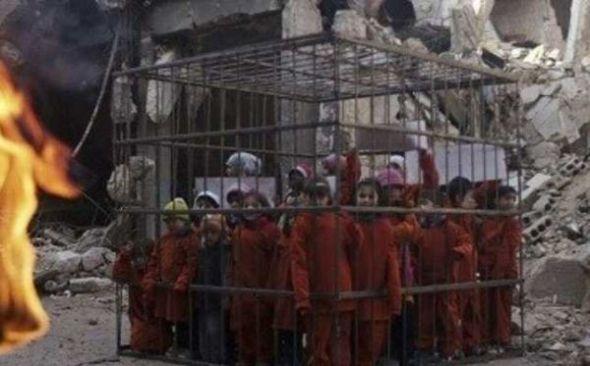 cagedchildren